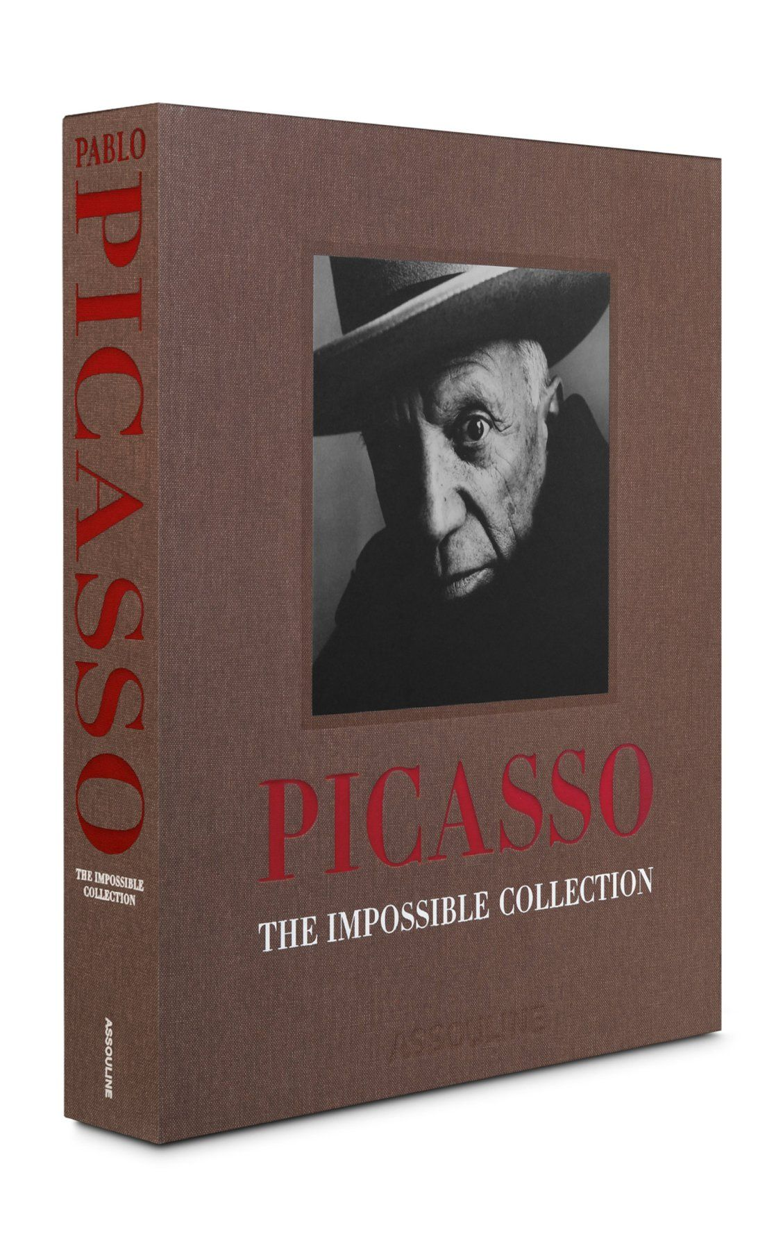 Picasso The Impossible Collection Hardcover Book By Assouline Moda Operandi Pablo Picasso Picasso Lovers Art