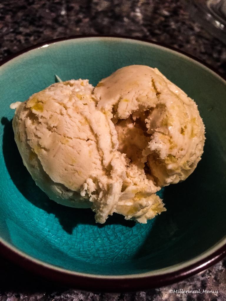 Roasted Pineapple Ice Cream Dessert Icecream Sweets Pineapple Roasted Jenissplended Pineapple Ice Cream Roasted Pineapple Recipes