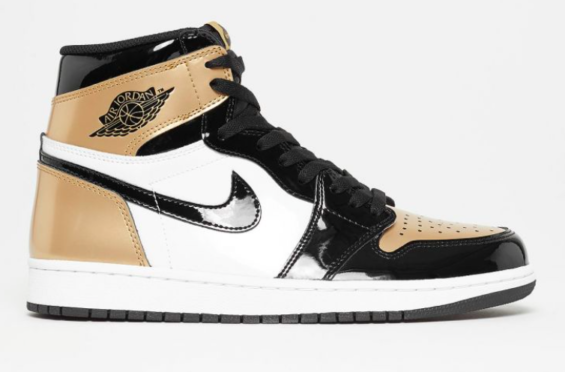 los angeles 20f02 07215 Air Jordan 1 Retro High OG Gold Toe Arriving Next Week Most of us lost out