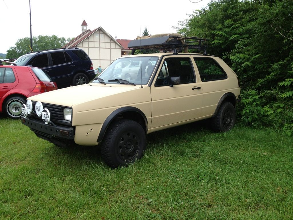 Mk2 Lifted Vw Offroad Golf Offroad Lifted Cars Roof Top Tent