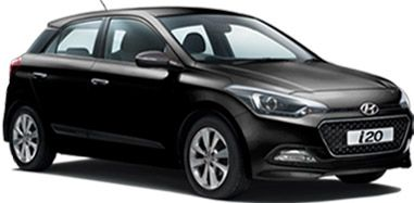 Hyundai Elite I20 Colors Black White Blue Red Silver Star Dust Gaadikey Hyundai Black Silver Stars