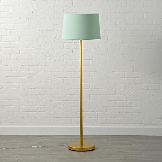 Mix and Match Gold Floor Lamp Base | Lamp bases and Floor lamp