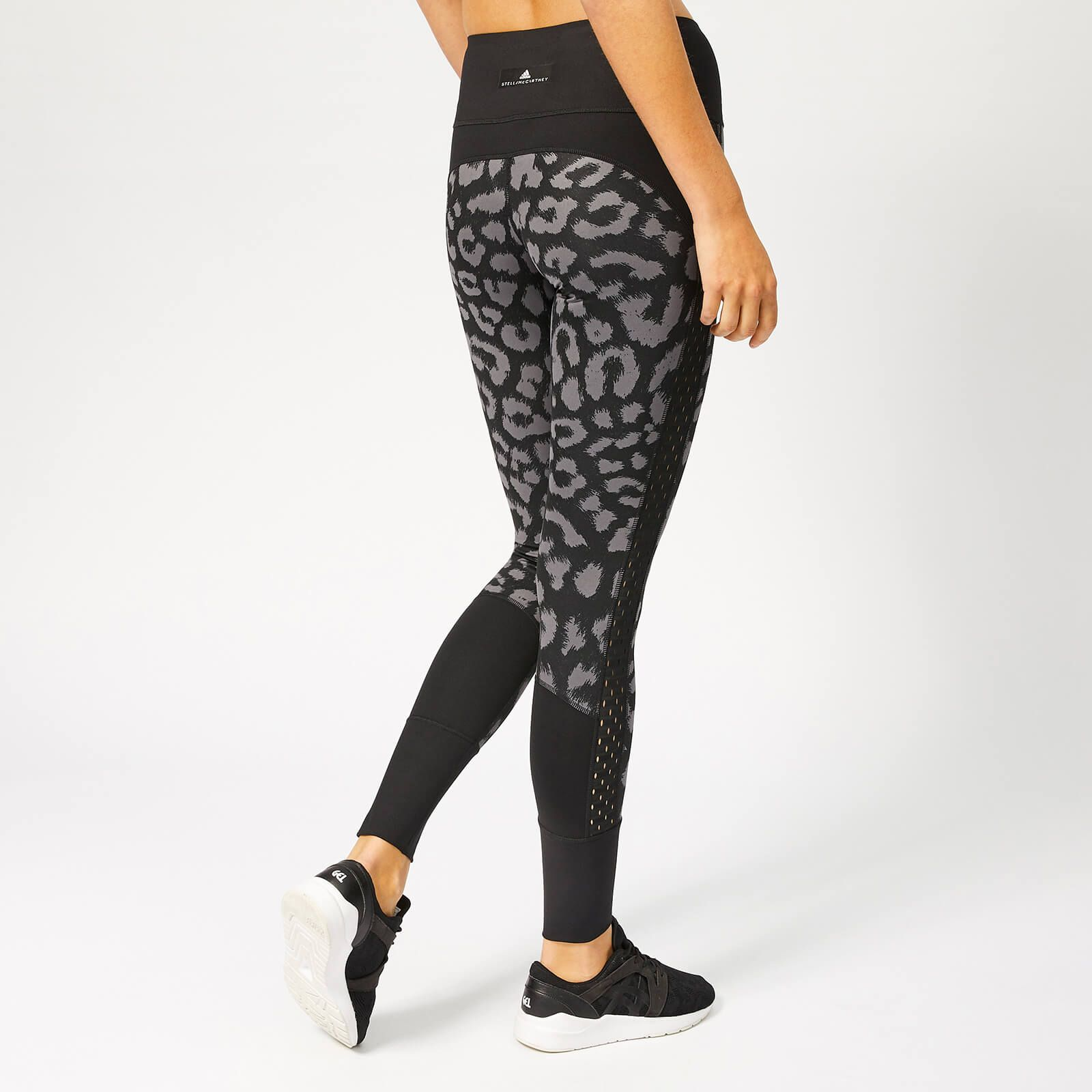 538d5949037 adidas by Stella McCartney Women s BT Comfort Tights - Black Granite ...