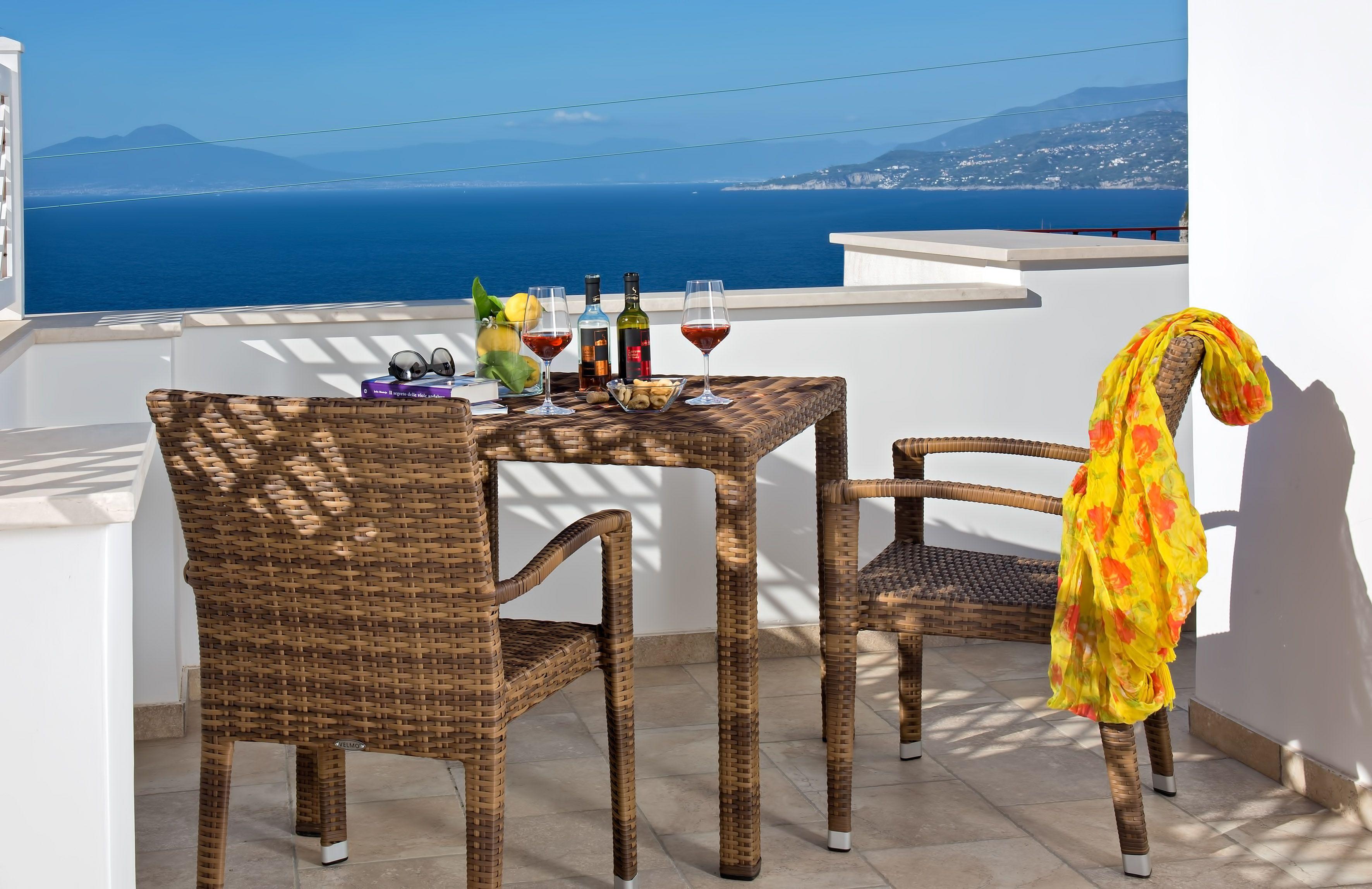Sedie Midollino ~ Capri wine hotel capri tavolo e sedie in midollino sintetico by