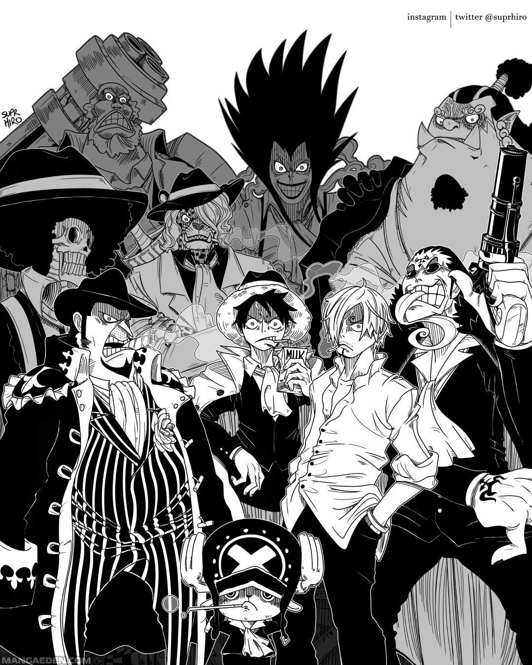 Manga One Piece Chapter