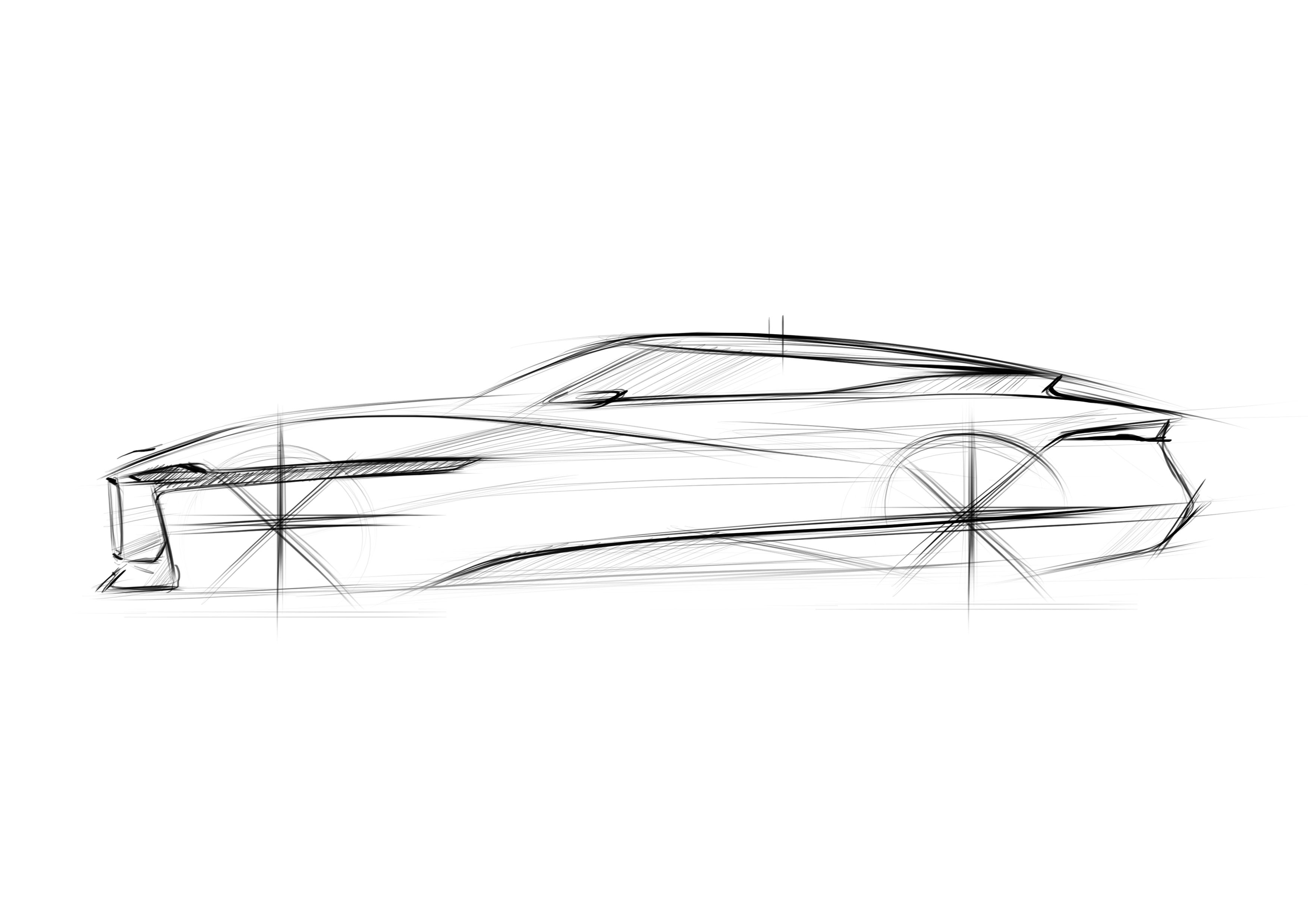 Jaguar E Luxury Concept Luxury Cars Car Design Sketch