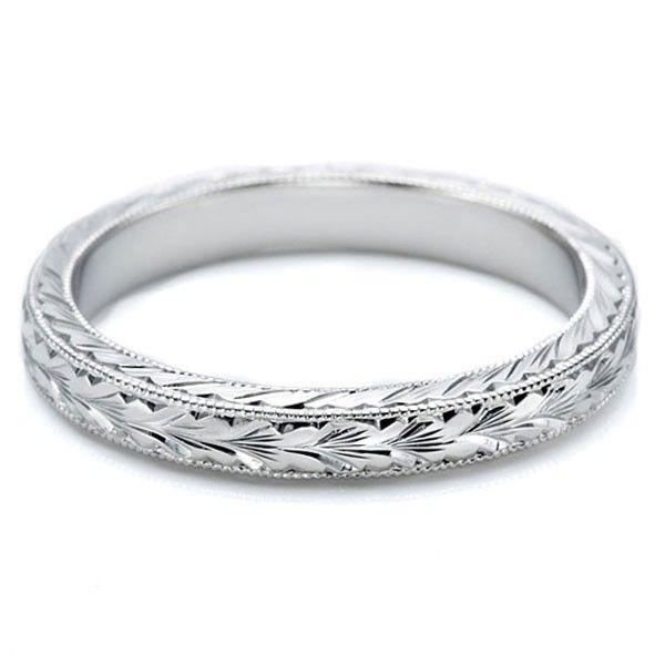 Tacori U5045plt Wedding Ring Wedding Band Engraving Tacori Wedding Band Tacori Wedding Rings