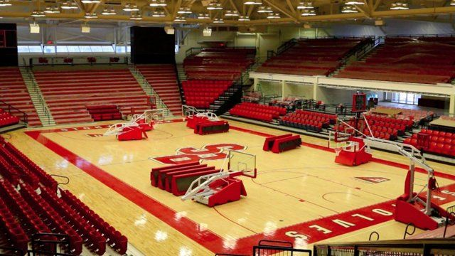 Stony Brook University Is Expected To Open Its New 21 Million Basketball Arena For The Fall Semester Stony Brook University Stony Brook Hoop Dreams