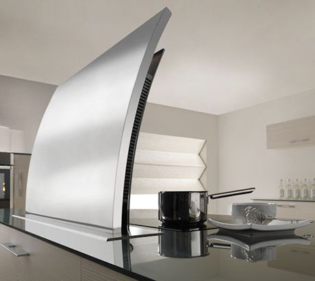 downdraft island range hood kitchens