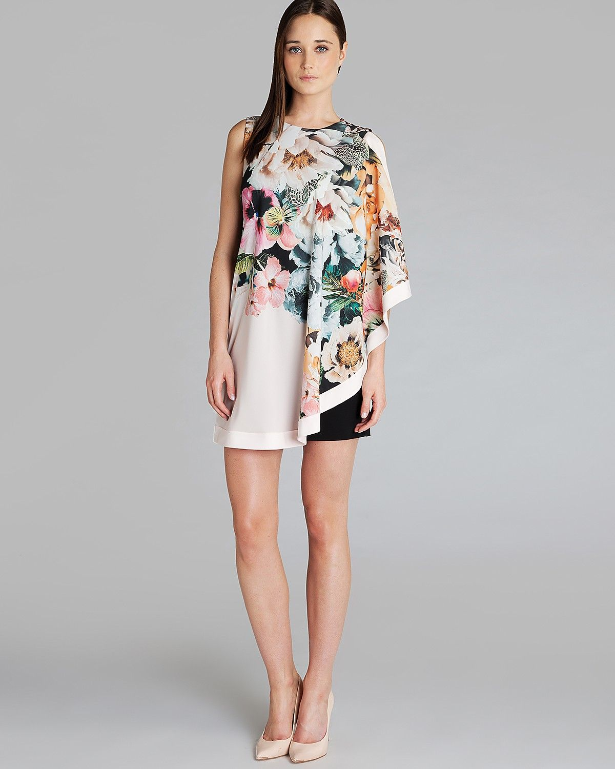 f285cbd2e Ted Baker Dress - Tazzmyn Tangled Floral Print