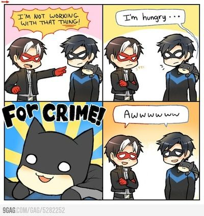 Hungry for Crime