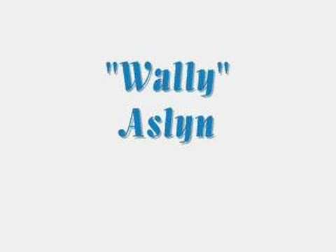 A wonderful song by Aslyn