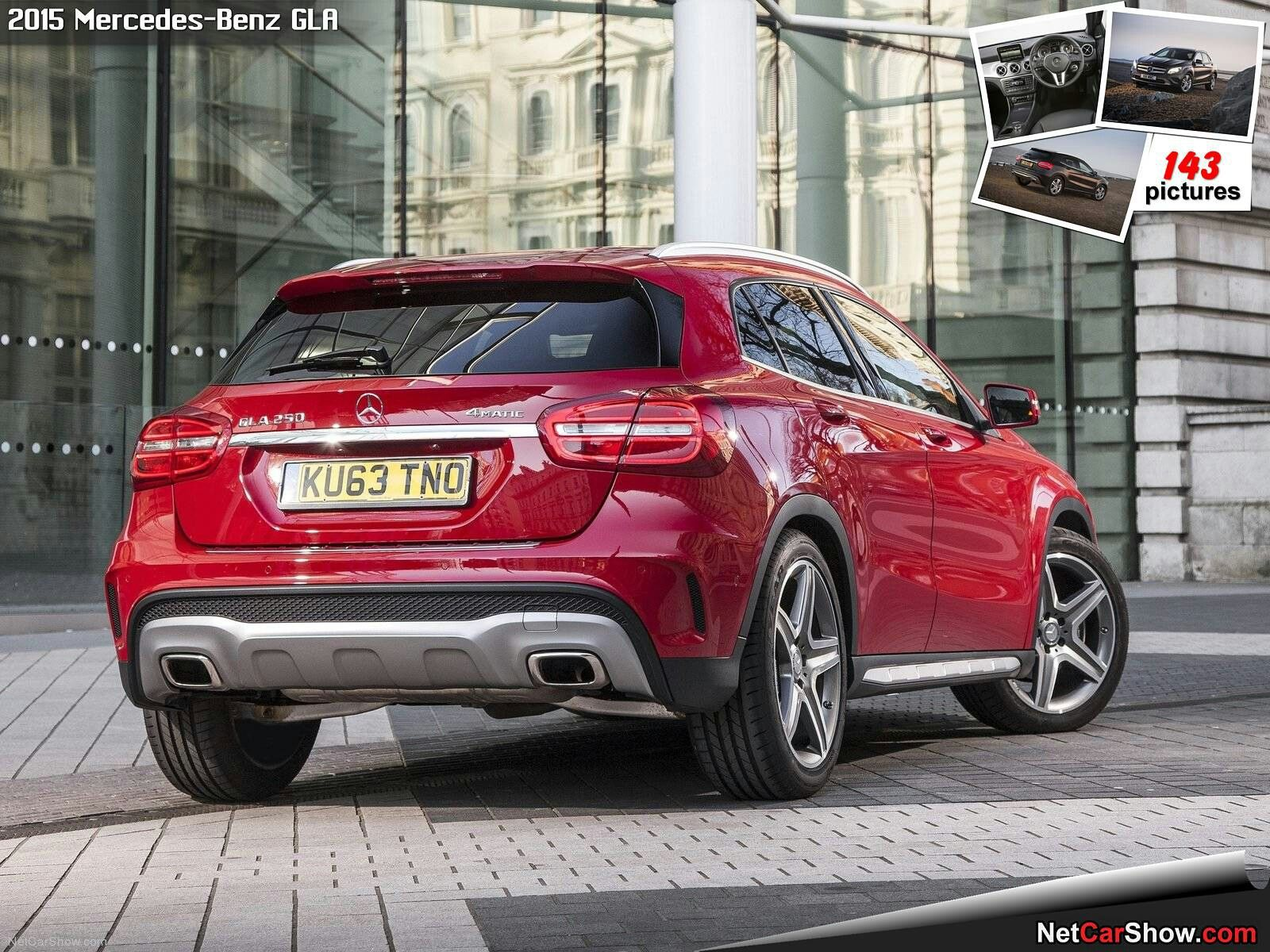 Mercedes Benz 4matic Gla 250 Review On 2018 With Images