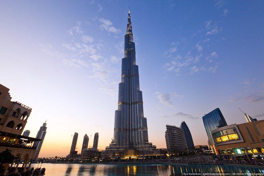 все самый большой небоскреб в мире фото камере есть