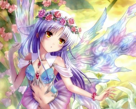 naked sexy fairy wings teen