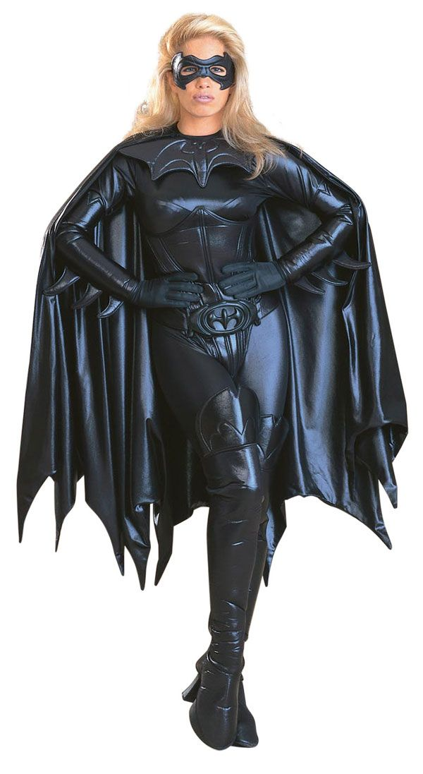 Authentic Super Deluxe Batgirl Costume - Ultra Supreme Batgirl Costume  sc 1 st  Pinterest & Authentic Super Deluxe Batgirl Costume - Ultra Supreme Batgirl ...