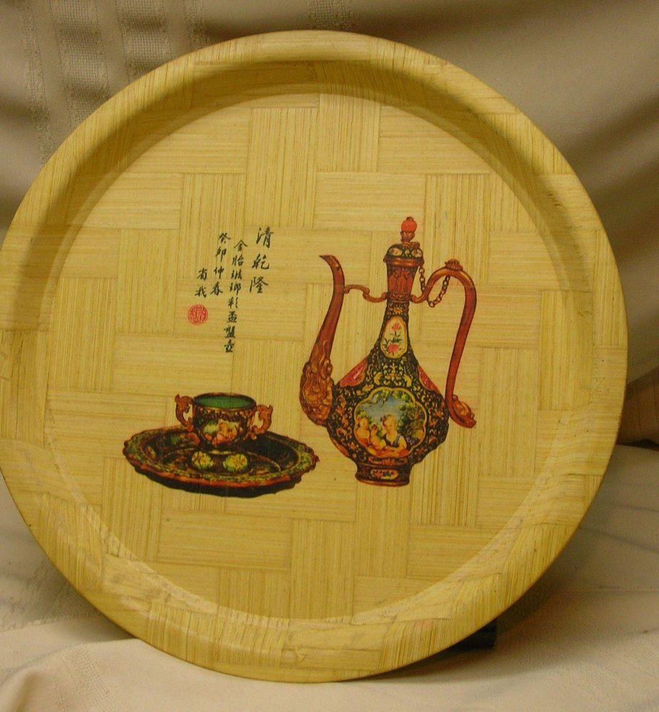 Bamboo Tray Teapot and Teacup Design 13  Bamboo Plate Specialist #BambooPlateSpecialist & Bamboo Tray Teapot and Teacup Design 13