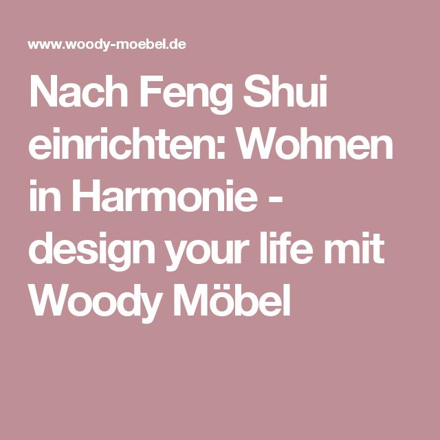 Nach Feng Shui Einrichten: Wohnen In Harmonie