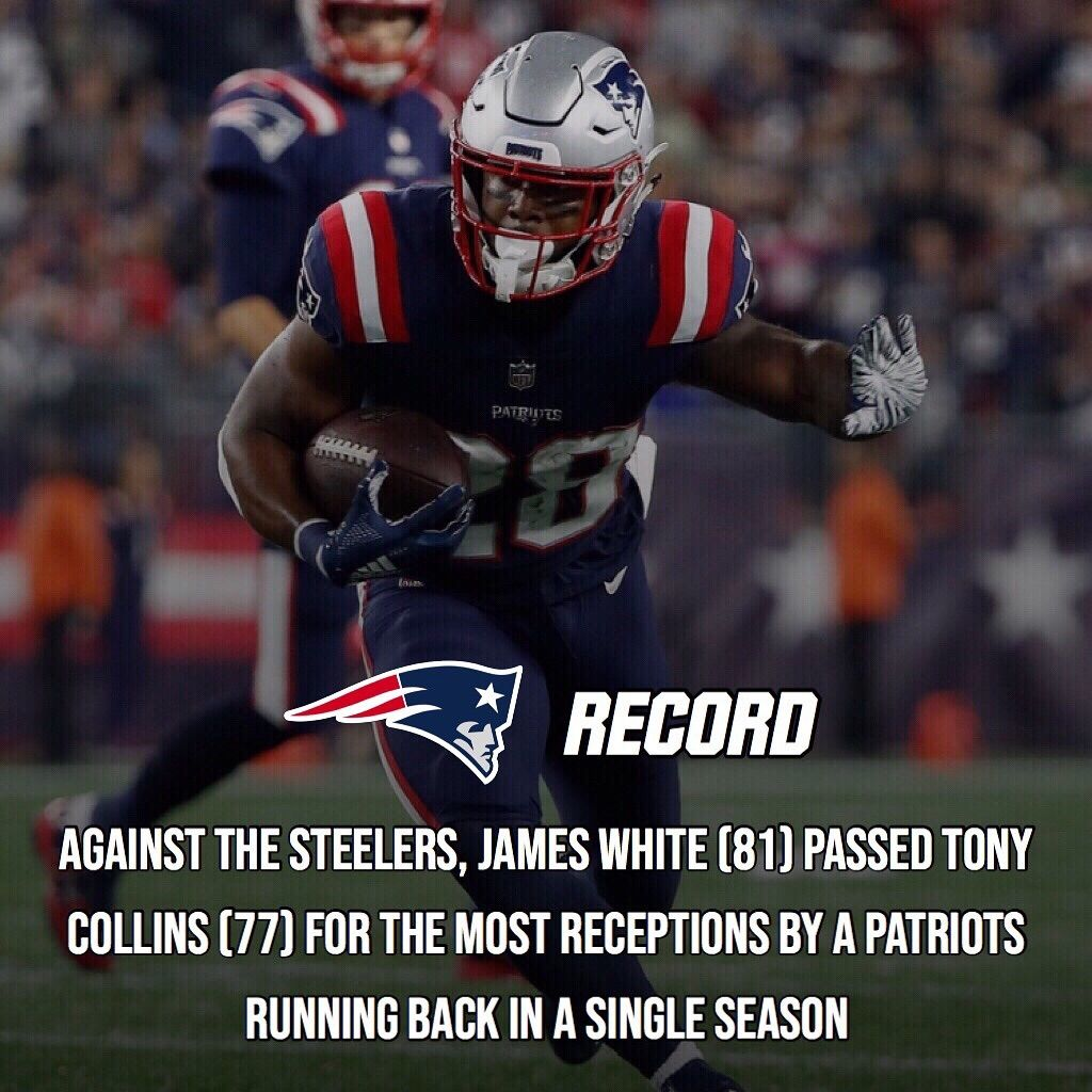 2 302 Likes 55 Comments New England Patriots Fan Page Patr1ots On Instagram Congratulations To James On New England Patriots Patriots Fans Nfl Players