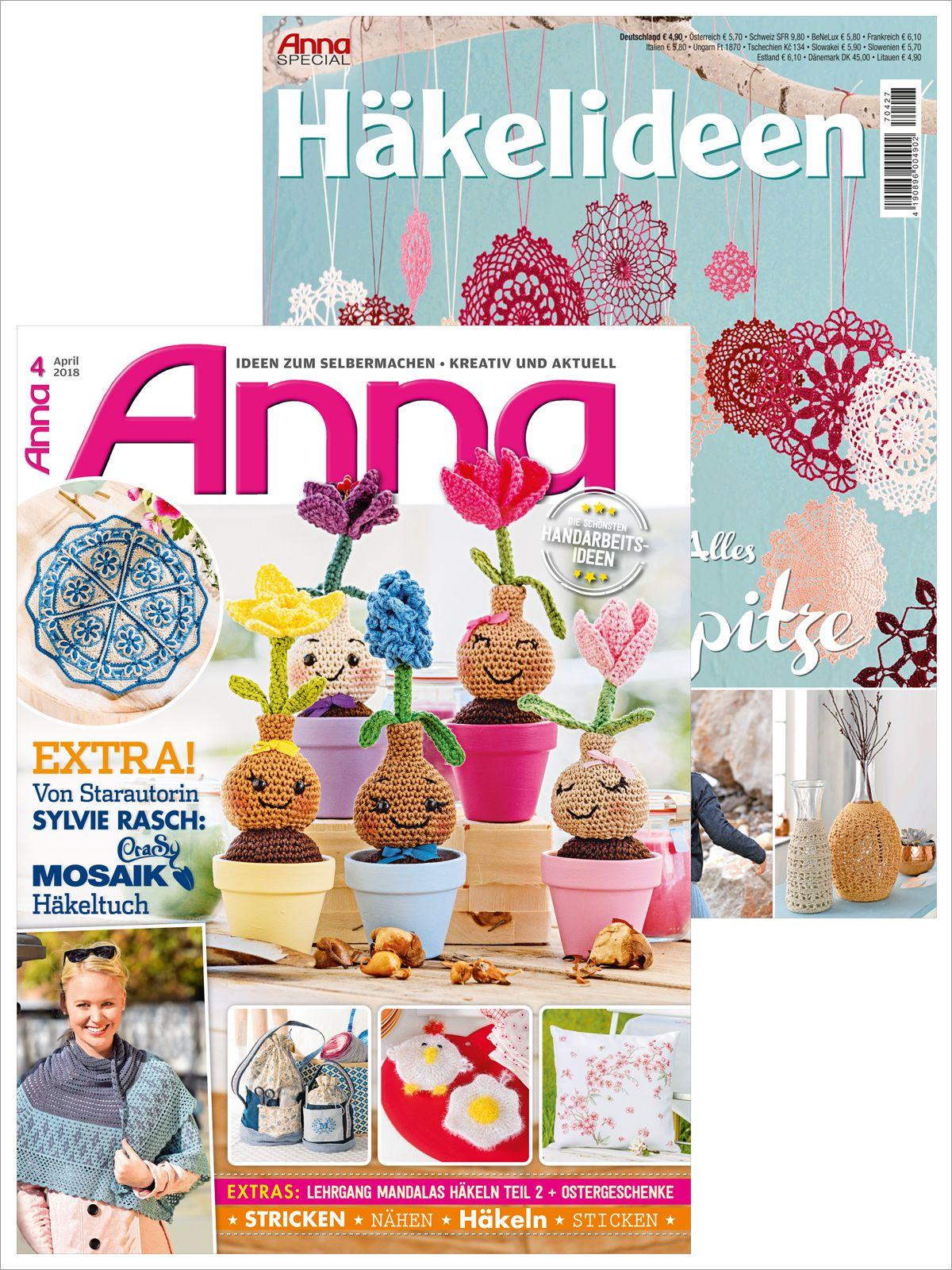 Anna Bundle Nr 418 Zwei Zeitschriften Im Günstigen Doppelpack