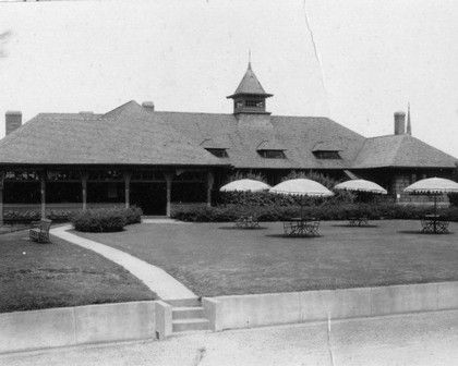 The Salisbury Links Clubhouse Now The Cherry Valley Club Garden City Ny Long Island Town