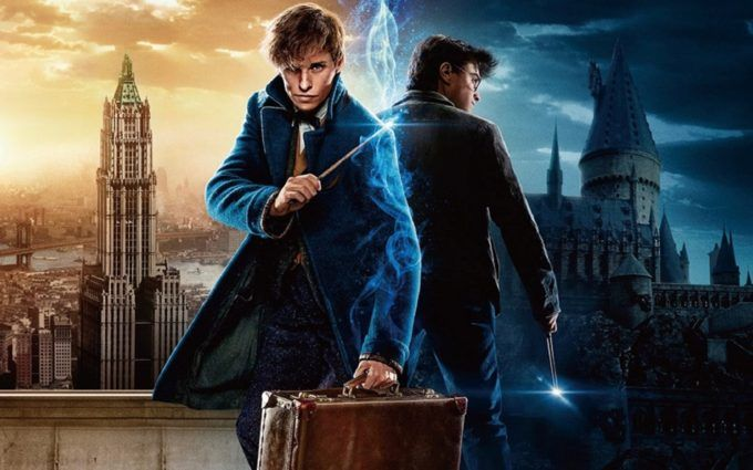 Harry Potter And Fantastic Beasts Wallpaper Harry Potter Movies Fantastic Beasts Harry Potter Fantastic Beasts