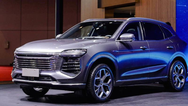 Chinas zotye plans 2021 launch says it has enlisted 100