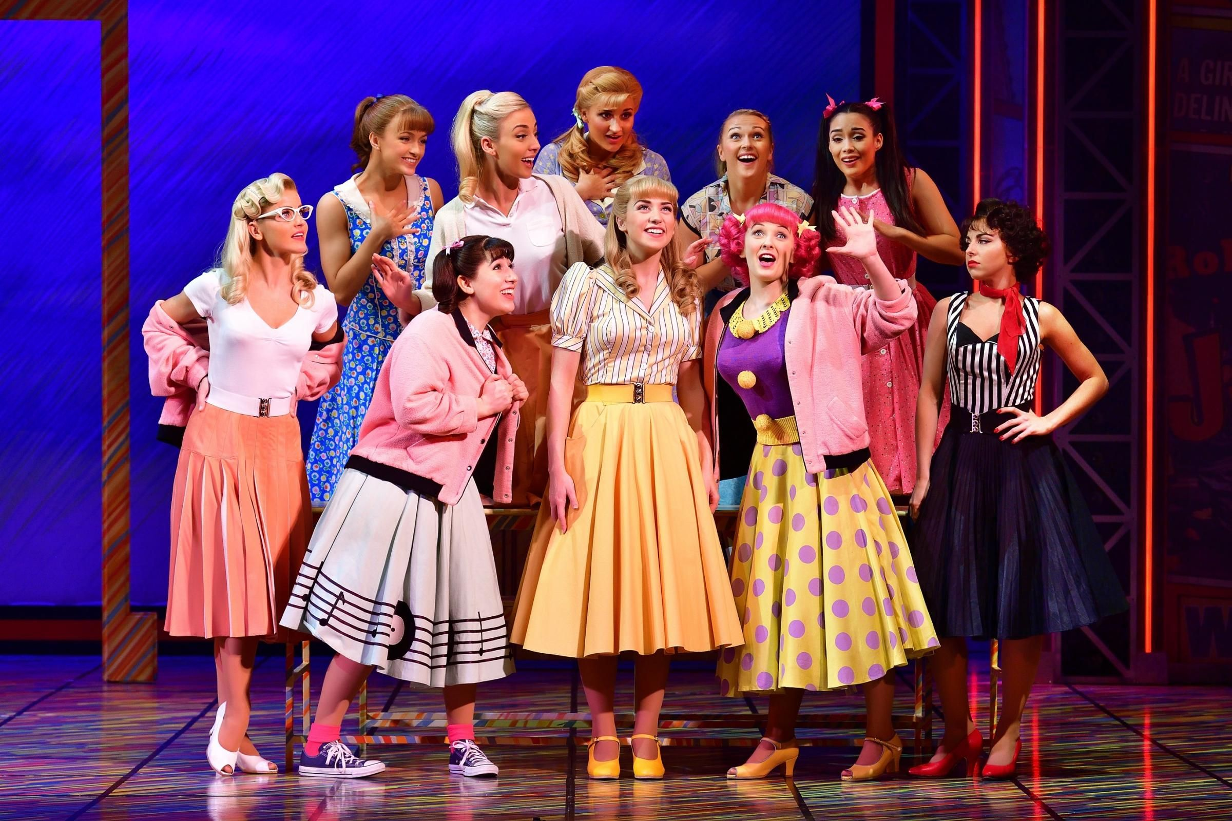 grease musical in 2019