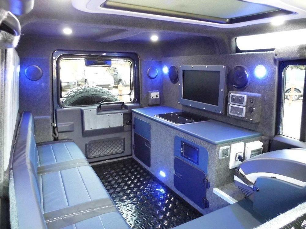 2014 Land Rover Defender 110 2 2 D Xs 5dr With Camper
