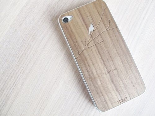wood phone case things-i-love-yes-please