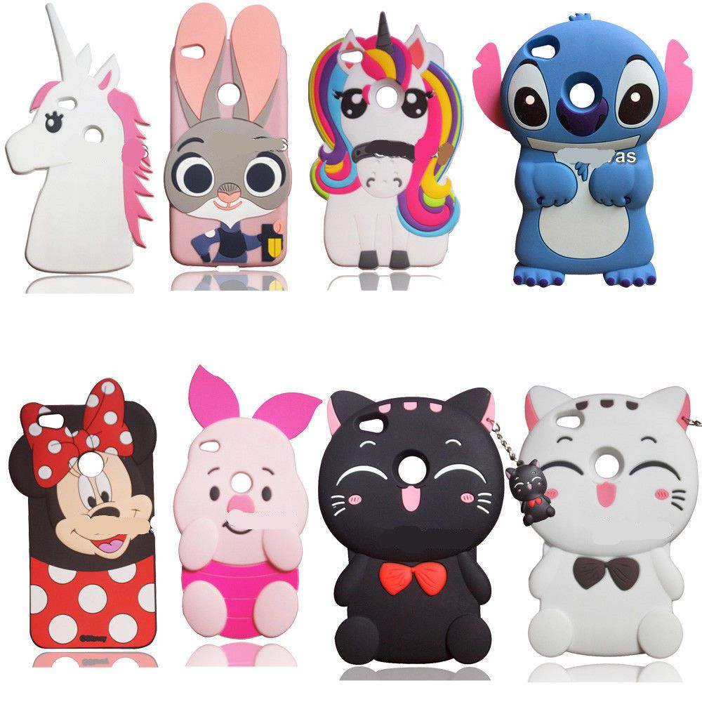 coque huawei p8 lite 2017 animaux 3d