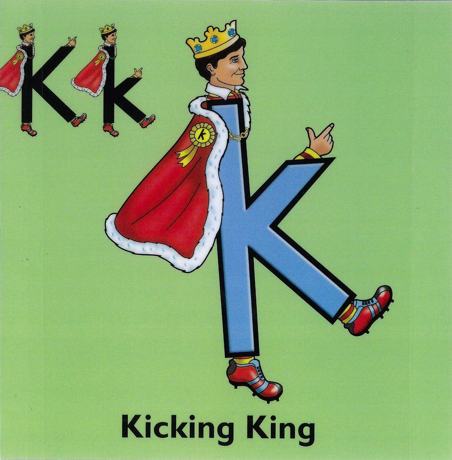 Kick King