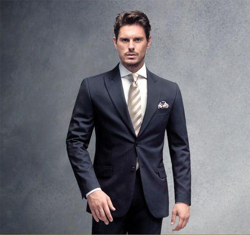 c29d86173e9c4 2015-erkek-takim-elbise-modelleri-vetrend-8   Men's Clothing   Siyah ...