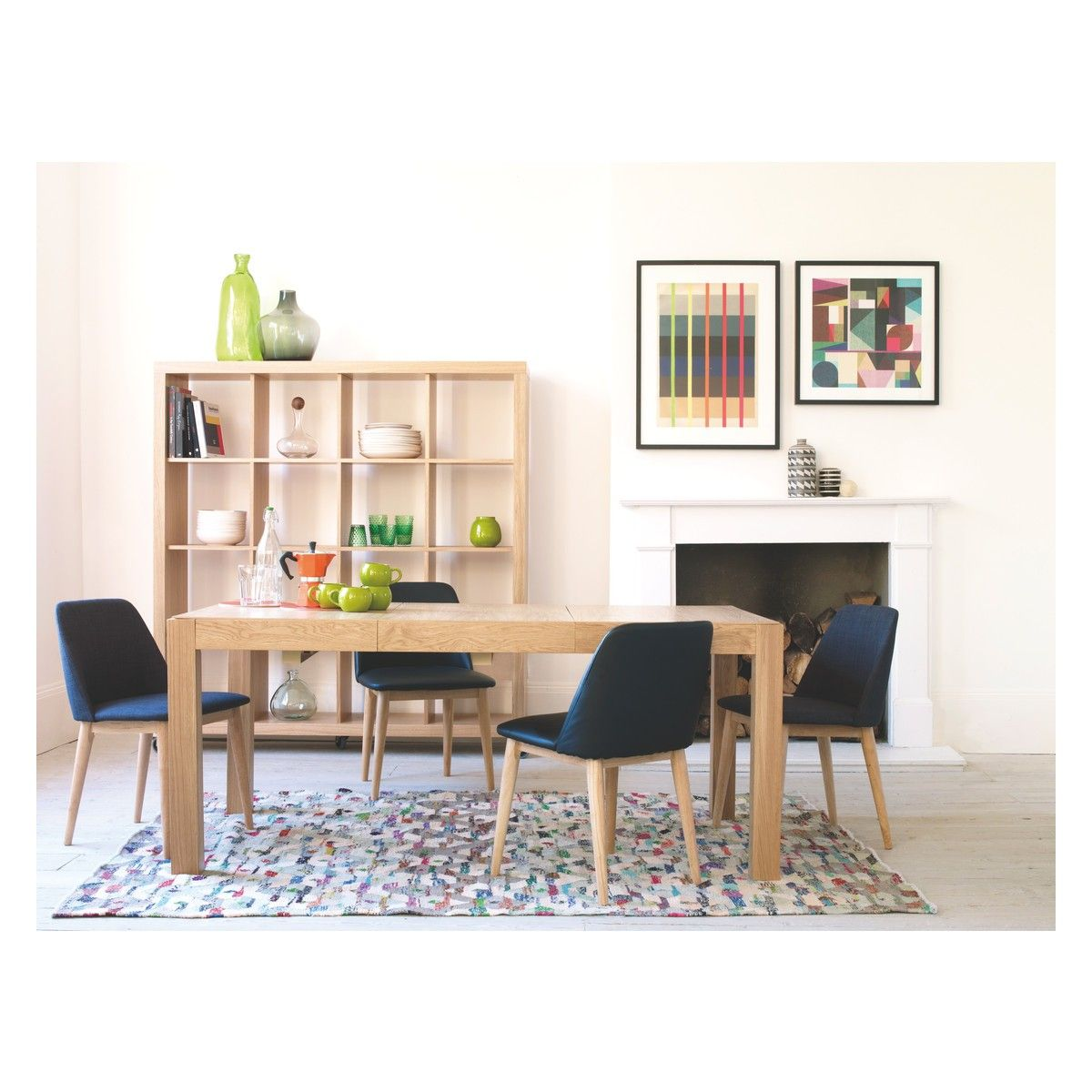 Habitat Extendable Dining TableDinning