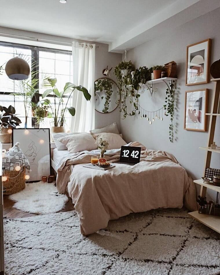 Improve Your Bedroom Charm with Bohemian Beds   Bohemain Boho