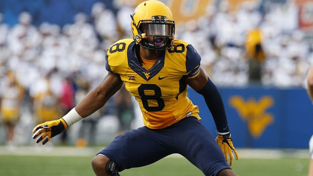 WVU's White Extends WVU's NFL Draft Streak West Virginia