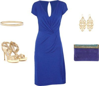 What To Wear To A Wedding Reception Over 40 Dresses To Wear To A Wedding What To Wear To A Wedding Cobalt Dress