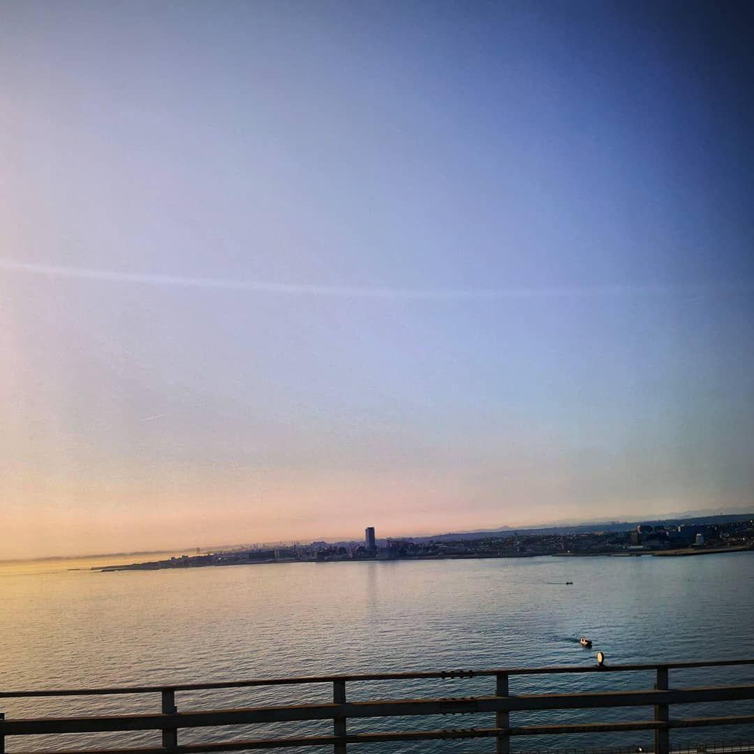 #関西 #日本 #空 #川 #橋 #japanesestyle #japanvsco #japaninside #japan #japanview #japantravel #japangram  #関西 #日本 #空 #川 #橋 #japanesestyle #japanvsco #japaninside #japan #japanview #japantravel #japangram #photography #travelholic #travelgram #travelphoto #travelphotography #visitjapan #discoverjapan #photooftheday #architecture #japanculture #photos_japan#river #bridge #ship #sky