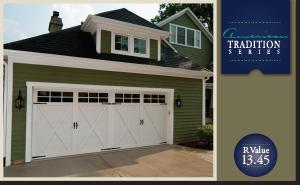Haas American Traditions Residential Garage Door Series