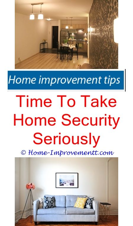 time to take home security seriously home improvement tips 8487