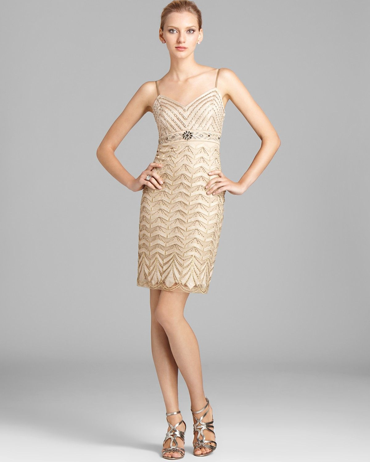 Sue wong spaghetti strap dress bloomingdales x bridesmaids sue wong spaghetti strap dress bloomingdales ombrellifo Images