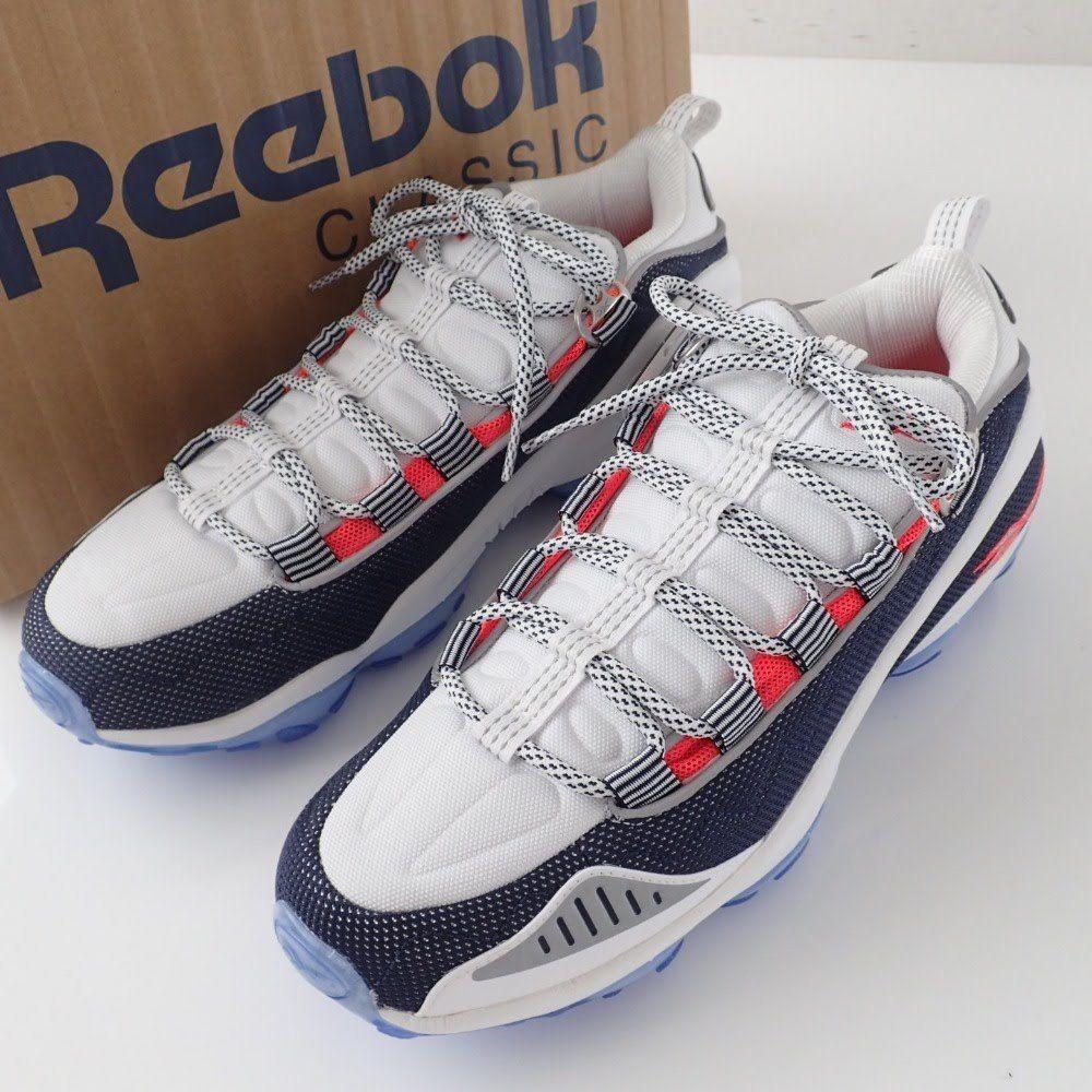 823a206db9bc5e eBay  Sponsored Reebok Running Shoes V44397 DMX RUN 10 White US9.5 UK9  EU43.4 NOS Mint  0113