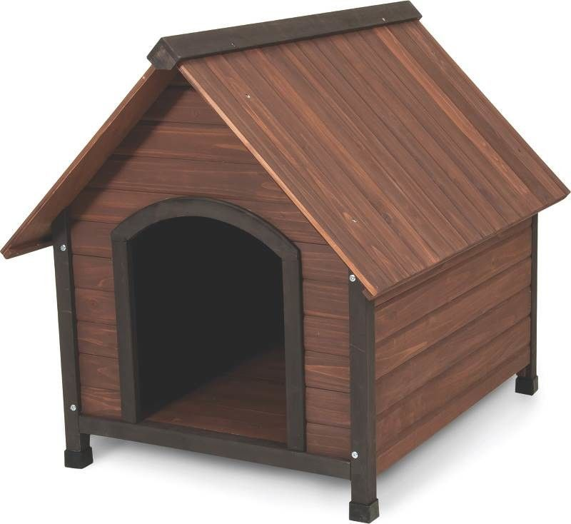 WD Peak Roof Dog House