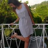 Photo of Super Easy Summer dress by Sewing Tidbits   Project   Sewing / Dresses   Kollabora