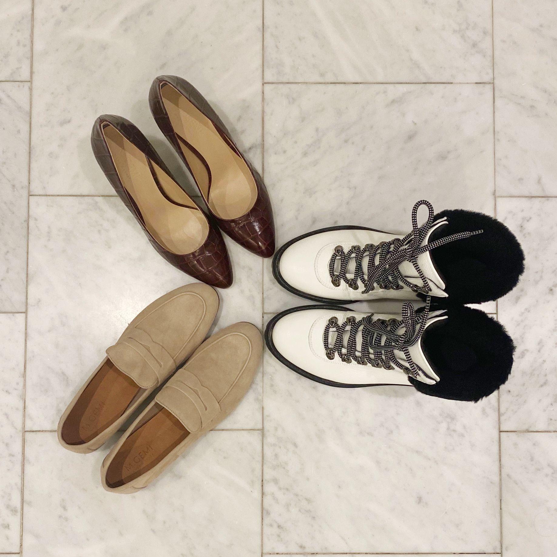 latest shoe trends