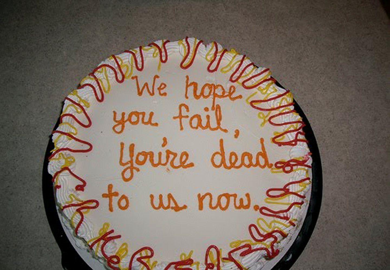 Congrats Hoe Cake