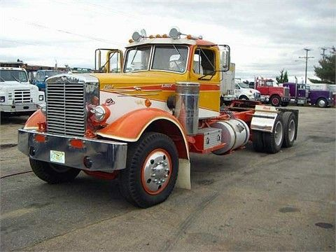 1952 MACK LTL Heavy Duty Trucks - Conventional Trucks w/o Sleeper