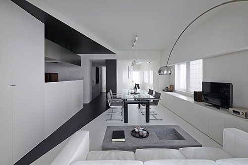 Witte Interieur Inrichting : Witte woonkamer ideeën interieur inrichting moodboard