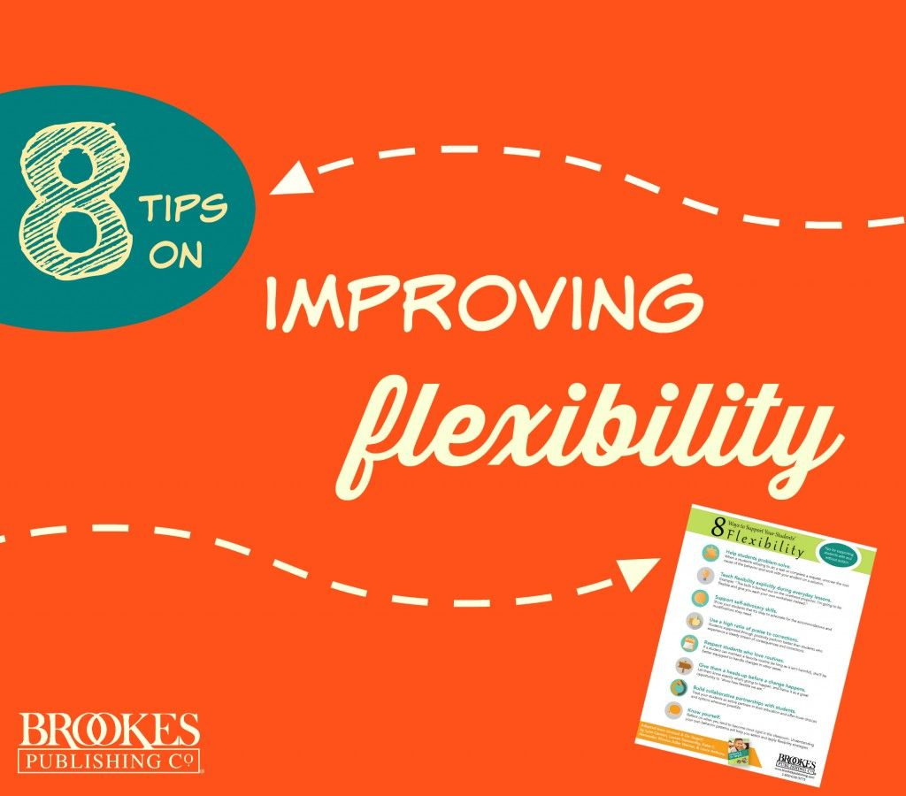 8 Ways To Support Your Students Flexibility