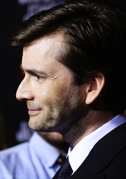 David Tennant at the premiere of Jessica Jones (11.17.15)